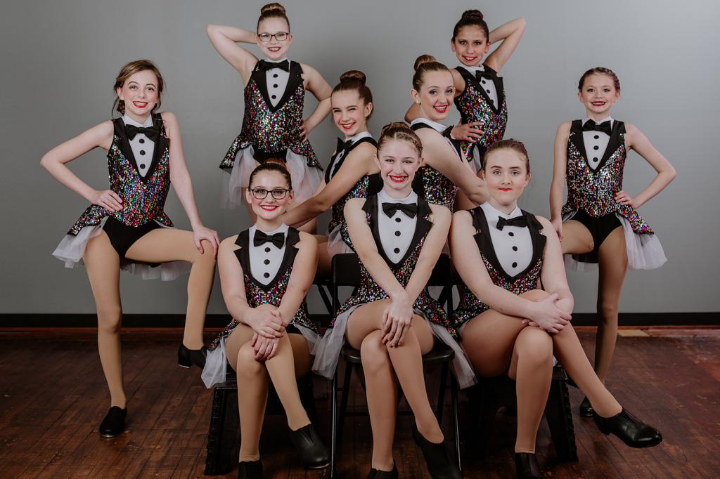 Level 3 dancers